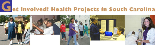 Get Involved! Health Projects in South Carolina